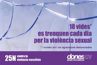 Urtasun reclama més accions i implicació de la Comissió Europea per eradicar la violència masclista