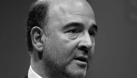 Interpel.lació Pierre Moscovici