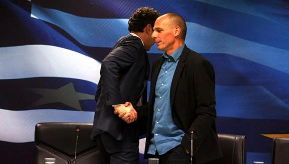 Primera reunió de l'Eurogrup amb Syriza a la taula: impressions