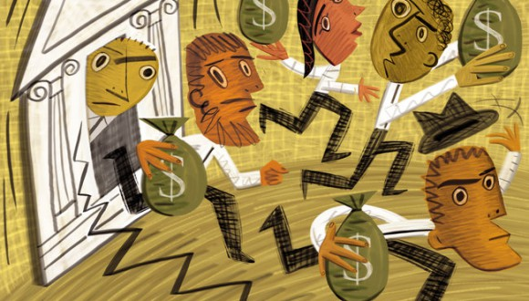 L'Eurogrup torna a jugar amb la fugida de capitals de Grècia