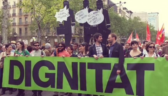 """ICV alerta que el TTIP és """"una de les amenaces més grans als drets conquerits"""" des de fa molt de temps"""