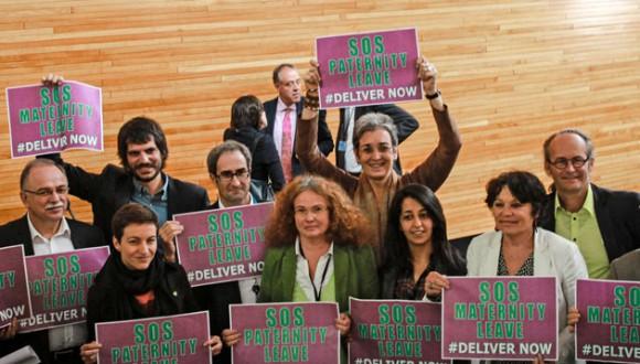 ICV reclama a la Comissió Europea que no retiri la Directiva de Maternitat