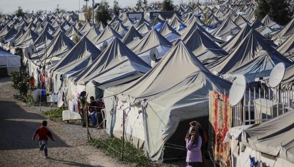 A las puertas de un nuevo invierno, la crisis de los refugiados continúa