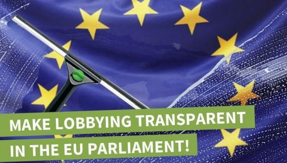 Signa la petició Acabem ja amb l'opacitat dels lobbies i les portes giratòries!