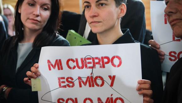 El Parlamento Europeo condena la Global Gag Rule de TRUMP y pide a los estados miembros a contrarrestar sus efectos