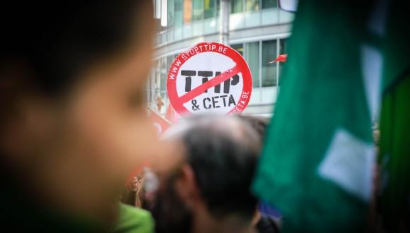 ICV critica l'acord de la gran coalició sobre el TTIP