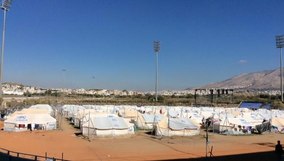 Visitem Atenes amb la Comissió FEMM per avaluar la situació de les dones refugiades