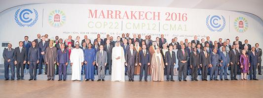 Pocos cambios en Marrakech (salvo el clima)