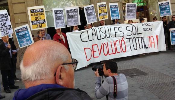 ICV exige a la Comisión que investigue si el RDL del gobierno cumple la sentencia europea sobre el abuso de las cláusulas suelo