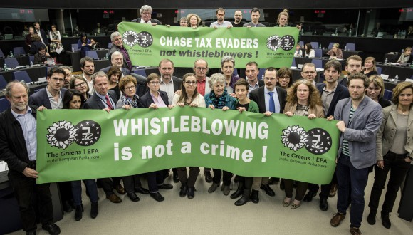 ICV lamenta la condemna als informadors de Luxleaks i demana legislar per a garantir la seva protecció