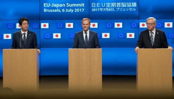 El Acuerdo de libre comercio entre la UE y Japón es una burla a la democracia