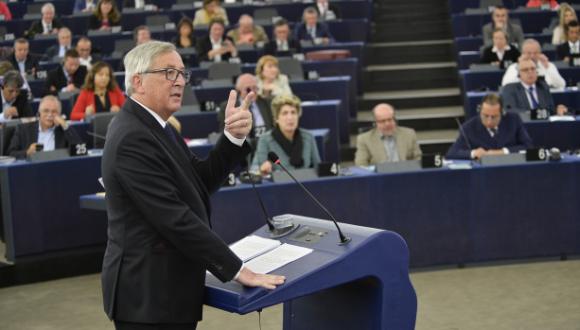 """ICV critica el discurs """"excessivament complaent i sense relat social"""" de Juncker"""