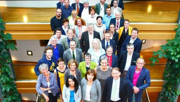 El Grup dels Verds/ALE demana a la Comissió Europea que afavoreixi el diàleg i negociació a Catalunya