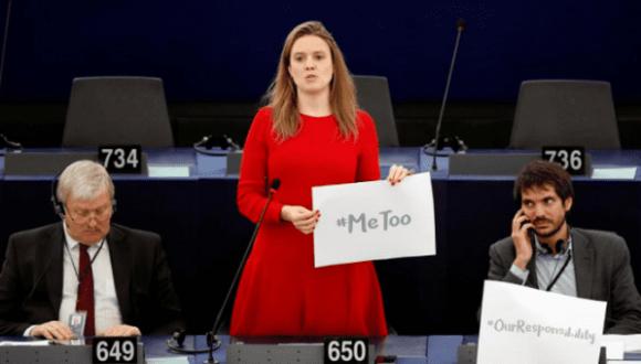 """Reclamem al President Tajani que implementi la resolució adoptada sobre """"La lluita contra el assetjament sexual a la EU"""""""