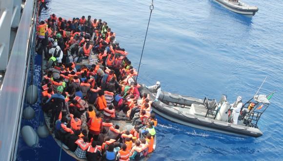 Pedimos a la UE que deje de financiar a los guardacostas libios por sus graves vulneraciones a los derechos humanos