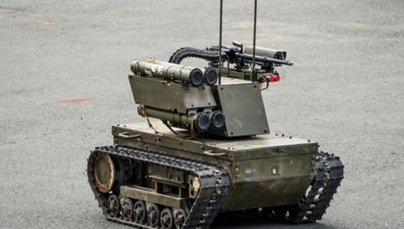 El Parlamento Europeo pide que se prohíban los robots asesinos