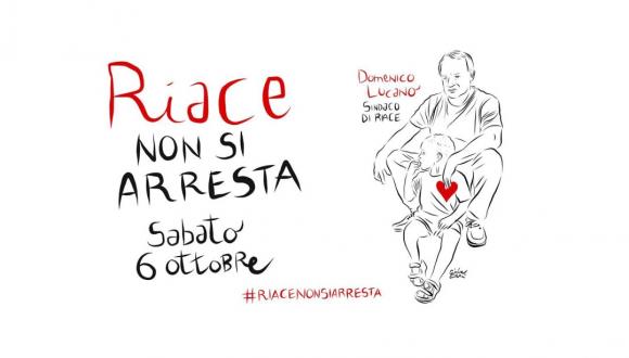 Exigimos la liberación inmediata al alcalde de Riace y que deje de criminalizarse la ayuda humanitaria
