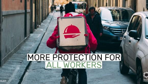 El Parlamento Europeo da un paso importante para la protección de todos los trabajadores