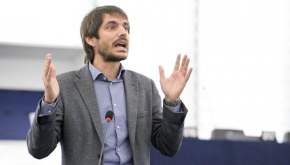 Ernest Urtasun nombrado vicepresidente del grupo Verde en el Parlamento Europeo