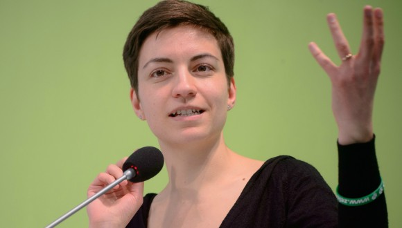 """Ska Keller: """"Aquest judici és un gran fracàs polític. Una solució política és l'única solució possible per resoldre aquest conflicte"""""""