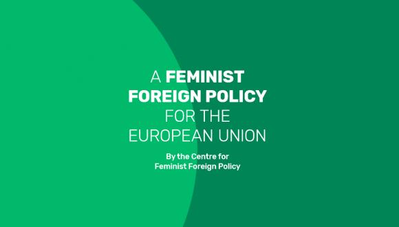 """Presentació de l'estudi """"Una política exterior feminista per a la UE"""""""