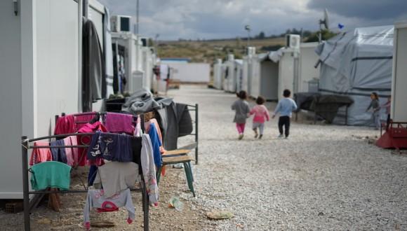 Carta per la situació al camp de refugiats de Moria