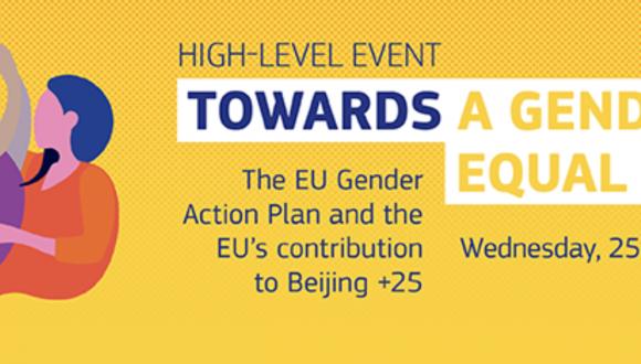 GAP III: un ambicioso plan para la igualdad de género y el empoderamiento de la mujer en la acción exterior de la UE