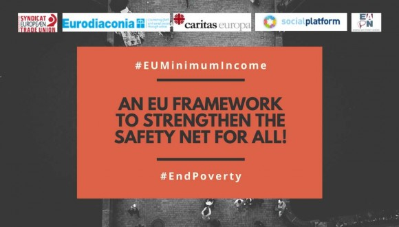 És moment que la Comissió Europea respongui amb valentia i proposi un marc legal de la UE per un ingrés mínim