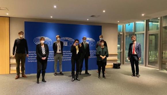 El grupo Verde celebra el histórico acuerdo final para el reglamento del Fondo de Recuperación