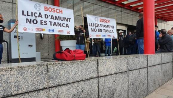 Bosch no es tanca!