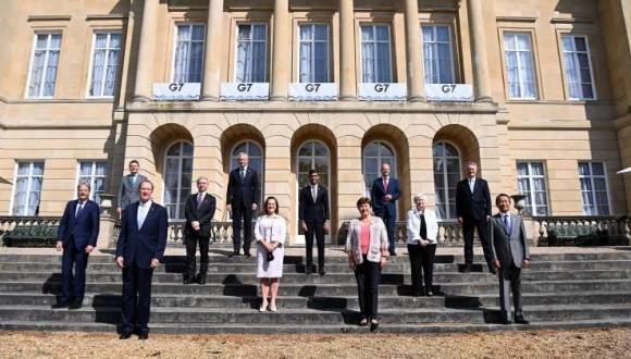 Catalunya en Comú exige a los líderes de la UE que defiendan un tipo mínimo del 21% en la cumbre del G7