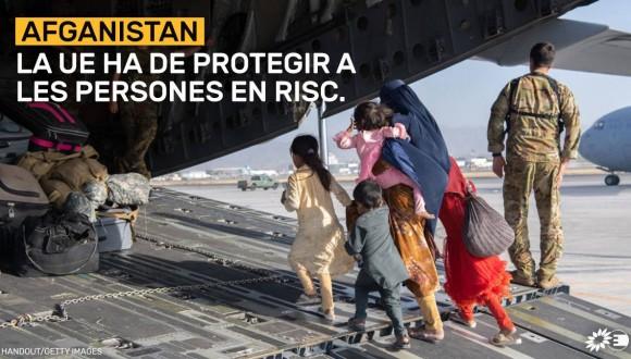 Afganistan: els Verds/ALE demanen la continuació de les evacuacions, els visats humanitaris i ajuda